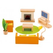 Hape-Wooden Media Room