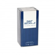 Apa de toaleta David Beckham Classic Blue 40 ml