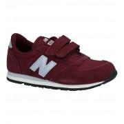 New Balance Lage Sportieve Sneakers Bordeaux New Balance KE 420