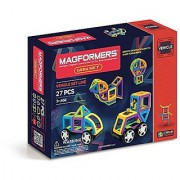 Magformers Vehicle Wow Set (27-pieces)