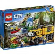 LEGO® CITY 60160 Mobilni laboratorij u džungli