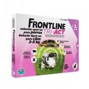 MERIAL Frontline Tri-Act 6 Pipetas 2kg-5kg