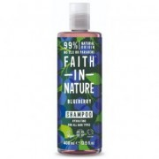 Faith in Nature Kék Áfonya sampon - 400ml