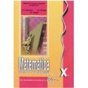 Matematica cls 10 SAM ed.2008 - A.D. Vernescu E.I. Nedita E.B. Eriksen
