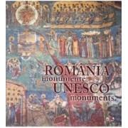 Romania - Monumente Unesco - Lb. engleza+Lb. romana