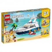 LEGO® Abenteuer auf der Yacht