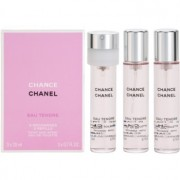 Chanel Chance Eau Tendre eau de toilette para mujer 3x20 ml (3x recambio)