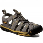 Сандали KEEN - Clearwater Cnx 1009036 Gargoyle/Super Lemon