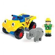 WOW Rock 'n' Ride Ralph - Holiday & Adventure (3 Piece Set)
