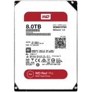 "WESTERN DIGITAL 3.5"" HDD SATA-III 8TB 7200rpm 256MB Cache, RED Pro"