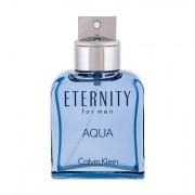 Calvin Klein Eternity Aqua eau de toilette 100 ml da uomo