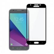 Folie Sticla Protectie Display Samsung Galaxy J3 J320 2016 Acoperire Completa Neagra