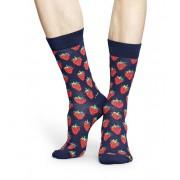 Șosete pentru bărbați Happy Socks Strawberries STB01-6000