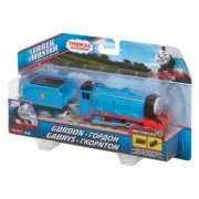 LOCOMOTIVA MOTORIZATA CU VAGON THOMAS & FRIENDS - GORDON - MATTEL (BMK87-BML09)