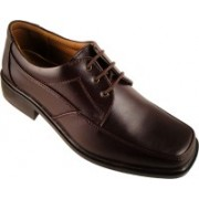 Action Synergy Fashion Line Pums3034 Lace Up Shoes For Men(Brown)