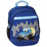 Раница за детска градина Ergo - City Police/blue