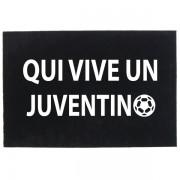 Tréfás Lábtörlő / Olasz foci Juventus szurkoló