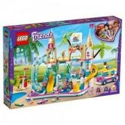Конструктор Лего Френдс - Летни забавления във водния парк - LEGO Friends, 41430