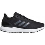Adidas muške tenisice Cosmic 2 Core Black Grey Five, tamno sive, 44
