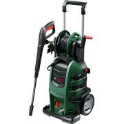 Masina de spalat cu presiune Bosch AdvancedAquatak 150, 2200 W, 480 l/h, 150 bar, Pompă metalică, Negru/Verde, 06008A7700