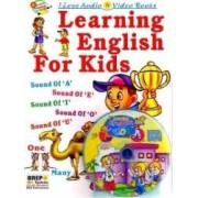 Learning English for Kids + Cd - Sanjeev Bhasin