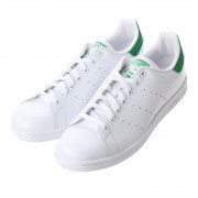 アディダス adidas STAN SMITH スタン スミス (WHITExGREEN) メンズ