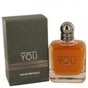 Emporio Armani Stronger With You Eau De Toilette Spray 3.4 oz / 100.55 mL Men's Fragrances 538576