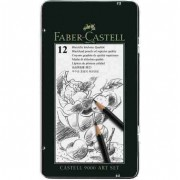 Set Creion Grafit Castell 9000 Faber-Castell, set arta