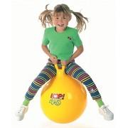 SOSA Kid's Hopping Bouncing Inflatable Hop Ball 17-inch (Random Colour)