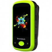 MP4 Sunstech IBIZABT4GBGN Bluetooth Podómetro 4GB 33G