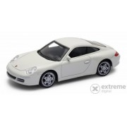 Masinuta Welly Porsche 911 Carrera S coupe (1:43) , alb