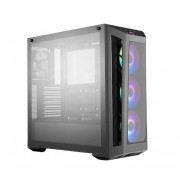 Carcasa Cooler Master MasterBox MB530P RGB, MidTower (Negru)