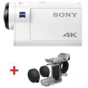 Цифрова видеокамера Sony FDR-X3000R 4K Action CAM, Wi-Fi & GPS + Fingergrip AKA-FGP1, FDRX3000RFDI.EU