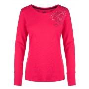 LOAP Tricou de damă Aveny Raspberry CLW18158-J68J XS