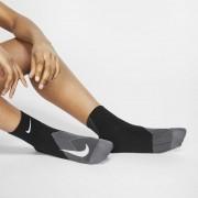 Chaussettes de running Nike Elite Lightweight Crew - Noir