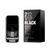 Carolina herrera 212 vip black 50 ml eau de parfum edp profumo uomo