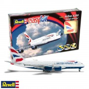 AIRBUS A380 BRITISH AIRWAYS EASYKIT REVELL RV6599 - REVELL