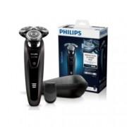Самобръсначка Philips S9031/12, за сухо и мокро бръснене, series 9000, до 50 мин. с едно зареждане, черна