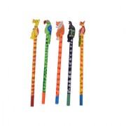 Desi Toys Handpainted pencils set of 5 Rangeen Kalam