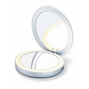 Telefon töltő - Beurer BS 39 Megvilágított kozmetikai tükör külső akkumulátorral, 3 év garanciával