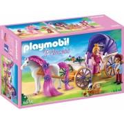 Cuplu Regal cu Trasura Princess Castle Playmobil