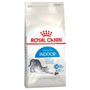 10+2kg Indoor 27 Royal Canin Kattenvoer