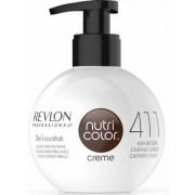 Revlon Nutri Color Creme 411 Ash Brown 270ml
