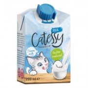 Catessy Kattenmelk - 6 x 200 ml