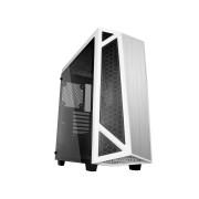 RaidMax Caja Gaming Sigma I A14 TWS - ATX, Ventana lateral, Ventilador de 140mm LED Azul, 2x USB 3.0, Audio & Sonido Frontal, Blanco
