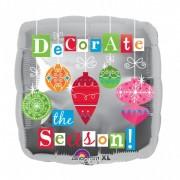 Balon folie 45 cm Craciun - Decorate the season