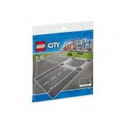 PLACAS RECTAS Y PLACAS DE CRUCE LEGO 7280