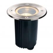 SLV Dasar 115 round recessed floor light GU10