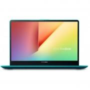 Laptop ASUS VivoBook S15 S530FA-BQ003, 15.6 FHD, Anti-Glare, Intel Core i5-8265U, RAM 8GB DDR4, SSD 256GB, Endless OS, Green