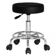 Kosmetická stolička CASARIA výškově nastavitelná otočná